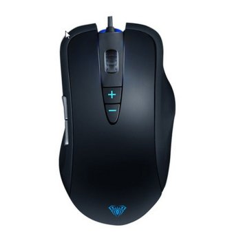 Dedicated Wired Mouse Game(Black) (Intl)
