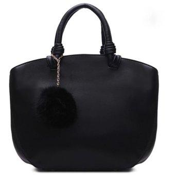 Fashion Women's Top-Handle bags Shoulder bag black- Intl