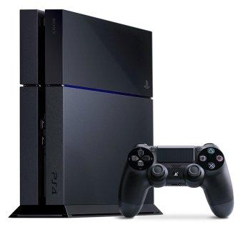 Sony PlayStation 4 - 500GB - Hitam