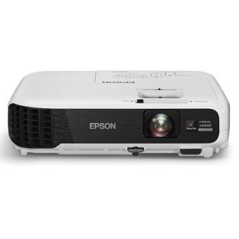 Epson EB-W31 3LCD Projector - 3200 ANSI - WXGA 1024x768 - 15.000:1 - Keystone Slider - Putih