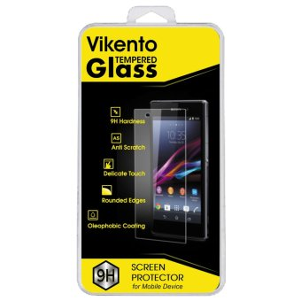 Vikento Tempered Glass Untuk Oppo Find7 / X9007 - Premium Tempered Glass