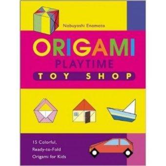 Periplus - Origami Playtime: Toyshop Bk.2