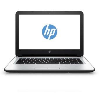 HP Notebook 14-ac604TU INDO - Silver