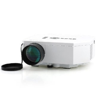 Gigxongadgets TS-30 150 Lumens 1080p Support LCD Image HDMI Port Mini LED Projector (Intl)