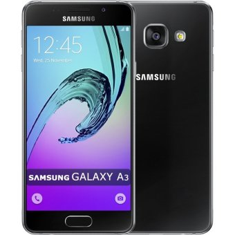 Samsung Galaxy A3 2016 - 16 GB - Hitam