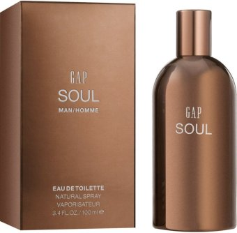 Gap Soul Men Edt 100mL