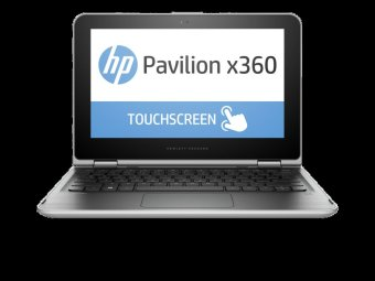 HP Pavilion x360 - 11-k145tu - Silver