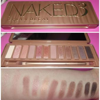 Naked 3 ~ Urban Decay Eyeshadow Palette ~