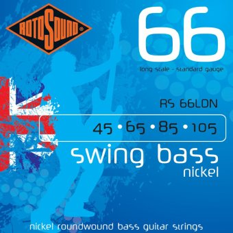 Rotosound String Bass 45/105 Rs66Ldn