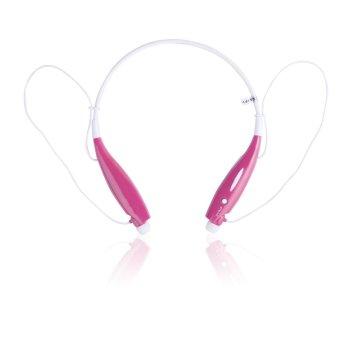 Savfy 0138 Sport Bluetooth 4.1 Headset (Pink) (Intl)