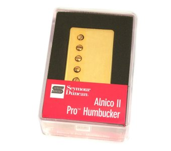 Seymour Duncan Pick-up Gitar Aph 1-B Hmbrov - Gold