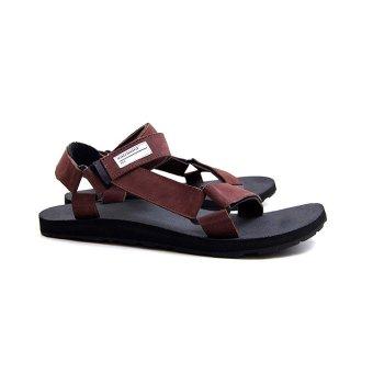 harga Hijack Sandals - Kato Classic Brown Lazada.co.id