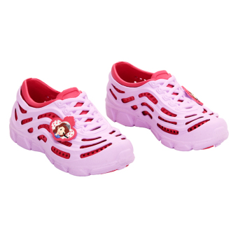 Disney Sofia The First Teens Phylon Shoes Ungu