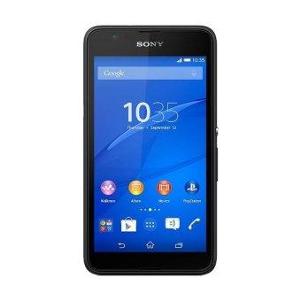Sony Xperia E4 E2053 - 8GB - Hitam