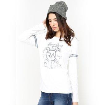 Lihat Harga RA Jeans Ladies Superior - White di Toko Online - Cari yang Termurah!