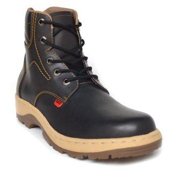 Black Master Boot Popeye II - Hitam