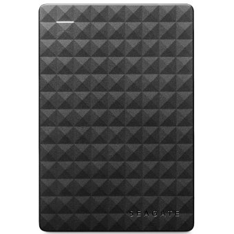 Seagate Expansion 2TB - HDD / HD / Harddisk External 2,5