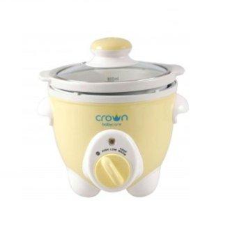 Crown Slow Cooker-Untuk Makanan bayi