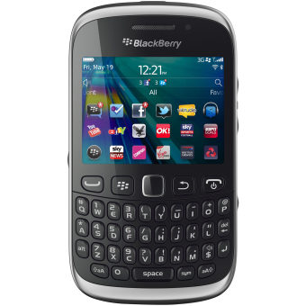 Blackberry Armstrong 9320 - 512 MB - Hitam