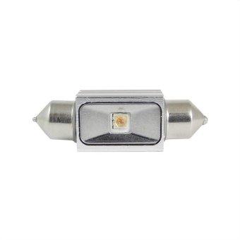 MENGS® SV8.5 3.5W Blue LED Car Light For Width Light / Ceiling Light / Reading Light / License Plate Light(Intl)