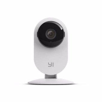 harga Xiaomi Original XiaoYi Smart IP 720p Camera Wifi CCTV Night Vision - Putih (White) Lazada.co.id