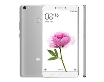 Xiaomi Mi Max - 32GB - Silver