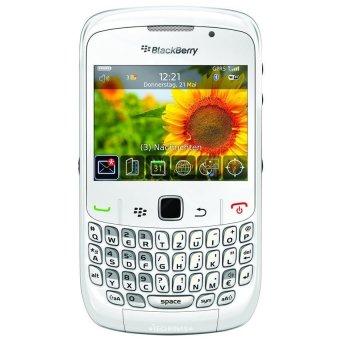 Blackberry Gemini 8520 Original - 2 Tahun - 256 MB - Putih