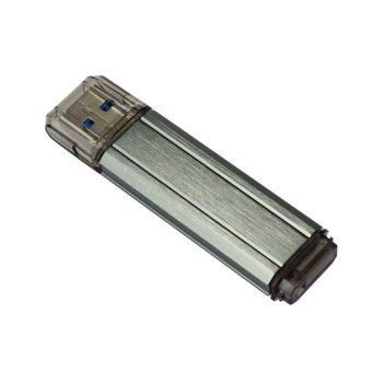 S & F USB 3.0 8GB Brushed Metal Flash Drive Memory Stick (Grey) - Intl