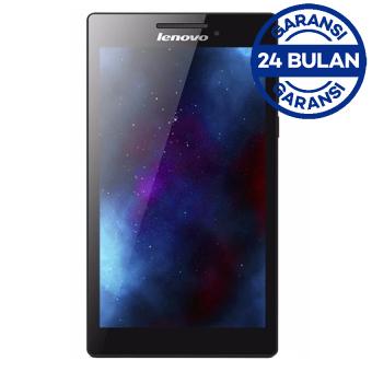 Lenovo Tab 2 A7-30HC - 8GB - Ebony Black - Garansi Tambahan