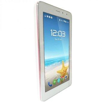 Advan Vandroid X7 Plus - 8GB - Putih + Gratis Silicon Case