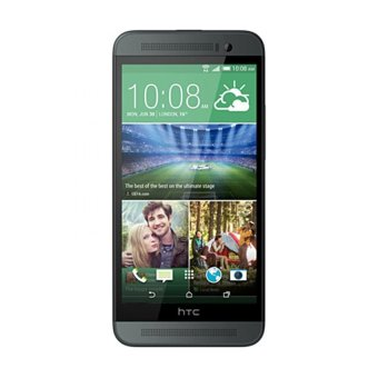 HTC One E8 Dual Sim - 16 GB - Dark Gray