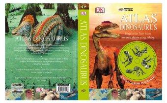 Erlangga ATLAS DINOSAURUS 01192620 - JOHN MALAM