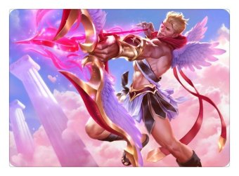 Heartseeker Varus Gaming Mouse Pad 320*240*3mm (Intl)