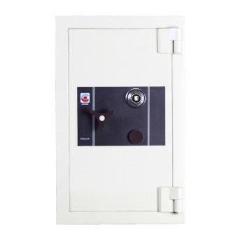 harga Cassa Safe Challenger Size 4 - Brankas Rumah - Beige Lazada.co.id