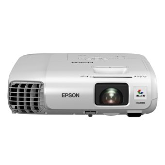 Epson EB-965H 3LCD Projector - 3500 ANSI - XGA 1024x768 - 10.000:1 - White