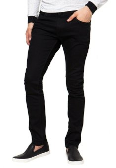 Gems Walker Celana Denim Jeans - Hitam
