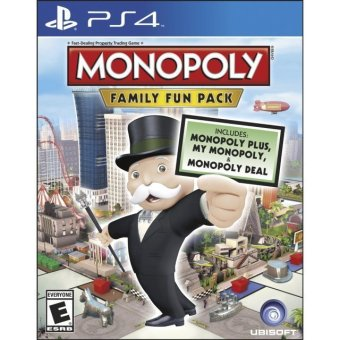Sony PS4 Monopoly Family Fun Pack