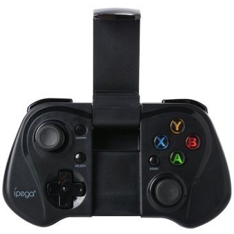 Ipega Wireless Bluetooth Game Controller Gamepad for Android - PG-9052 - Hitam