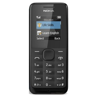 Refurbished Nokia 105 - Black