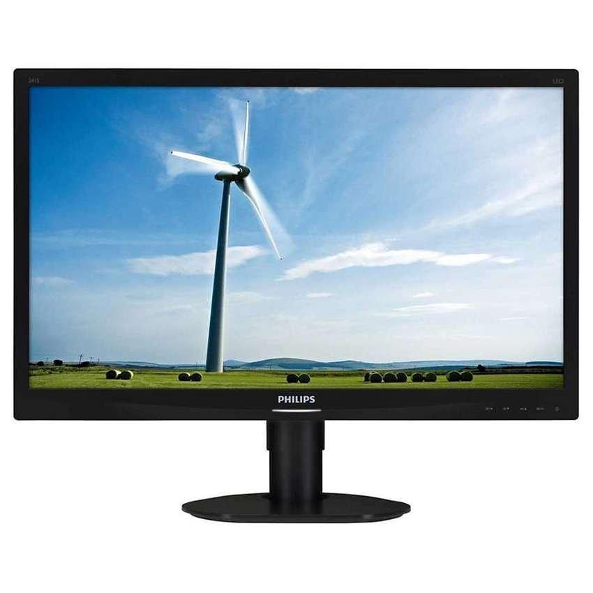 harga Philips Monitor LED 21.5 inch 222TE6QB – Monitor TV Lazada.co.id