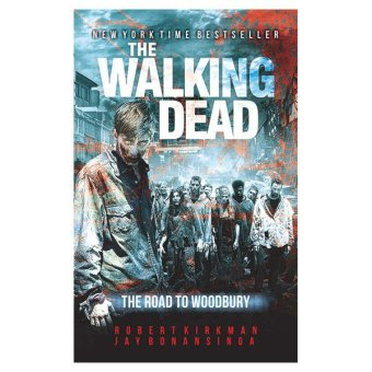 Uranus Mizan Fantasi - The Walking Dead ( The Road to Woodbury )