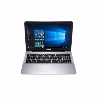 Jual ASUS X555QG - A10 9600P/ 4GB/ 1TB/ R6 M435DX/ DOS/ 15.6HD