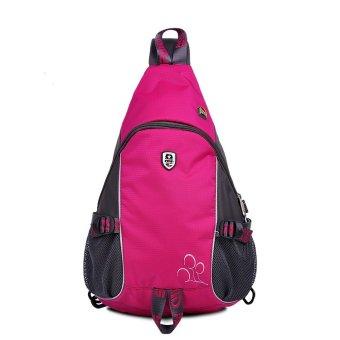 Canvas Shoulder Bag/Crossbody Bag/Hiking Bag/Travel Chest Bag (Intl)