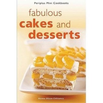 Periplus - Fabulous Cakes and Desserts