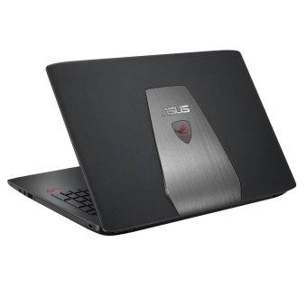 Jual ASUS ROG GL752V-WT4146T - RAM 4GB - Intel Corei7-6700HQ - GTX960-4GB - 17.3FHD - Win10 - Hitam