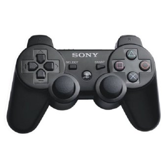 Sony Stick PS3 Wireless Original - Hitam