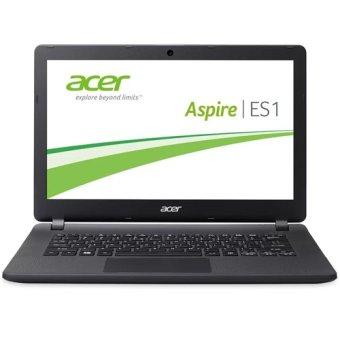 Acer - ES1-420-39J6 - 14'' - AMD Dual Core E1-2500 - Hitam