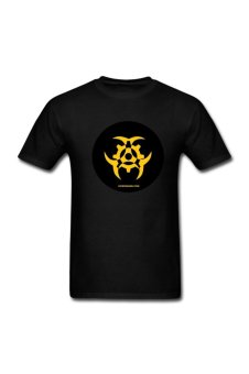 Men's Inferigame Logo Designed T-Shirt for Black - Intl