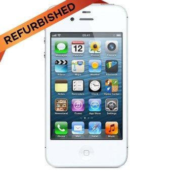 Refurbished - Apple iPhone 4G - 16GB - Putih - Grade A