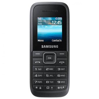 Samsung Keystone 3 B 109 E - Hitam